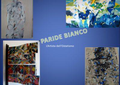 SLIDESHOW – PRESENTAZIONE PARIDE BIANCO